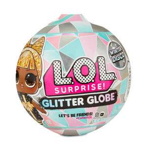 Glitter Globe Winter Disco Series A