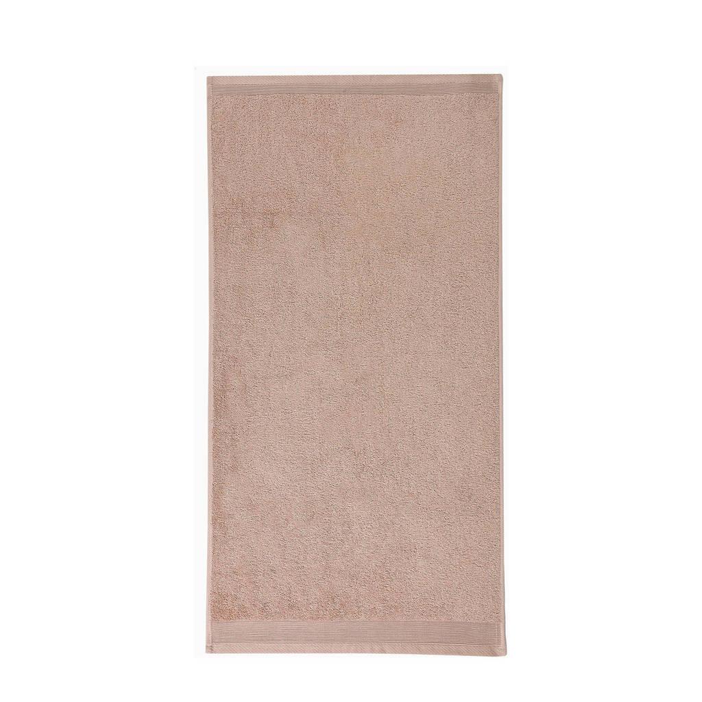 W handdoek (50 x 100 cm) Roze