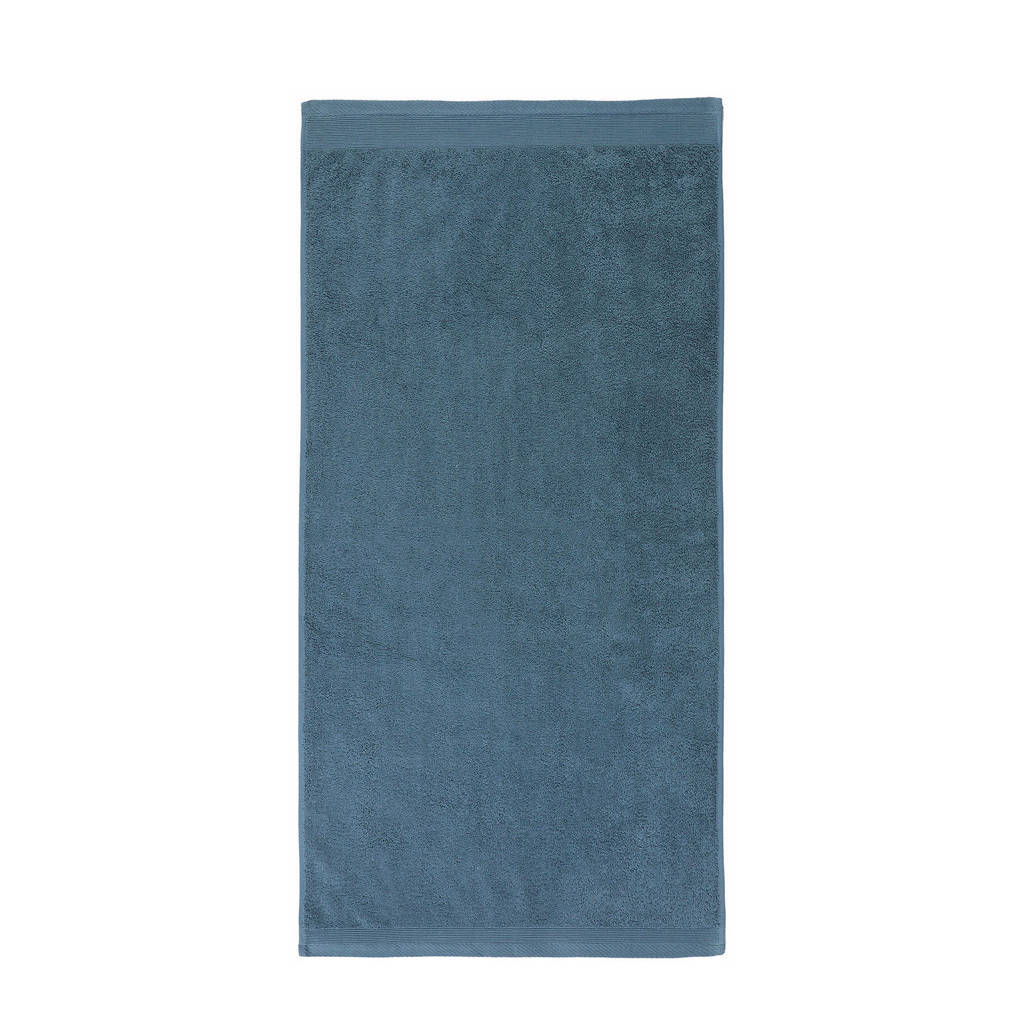 W handdoek (50 x 100 cm) Petrol