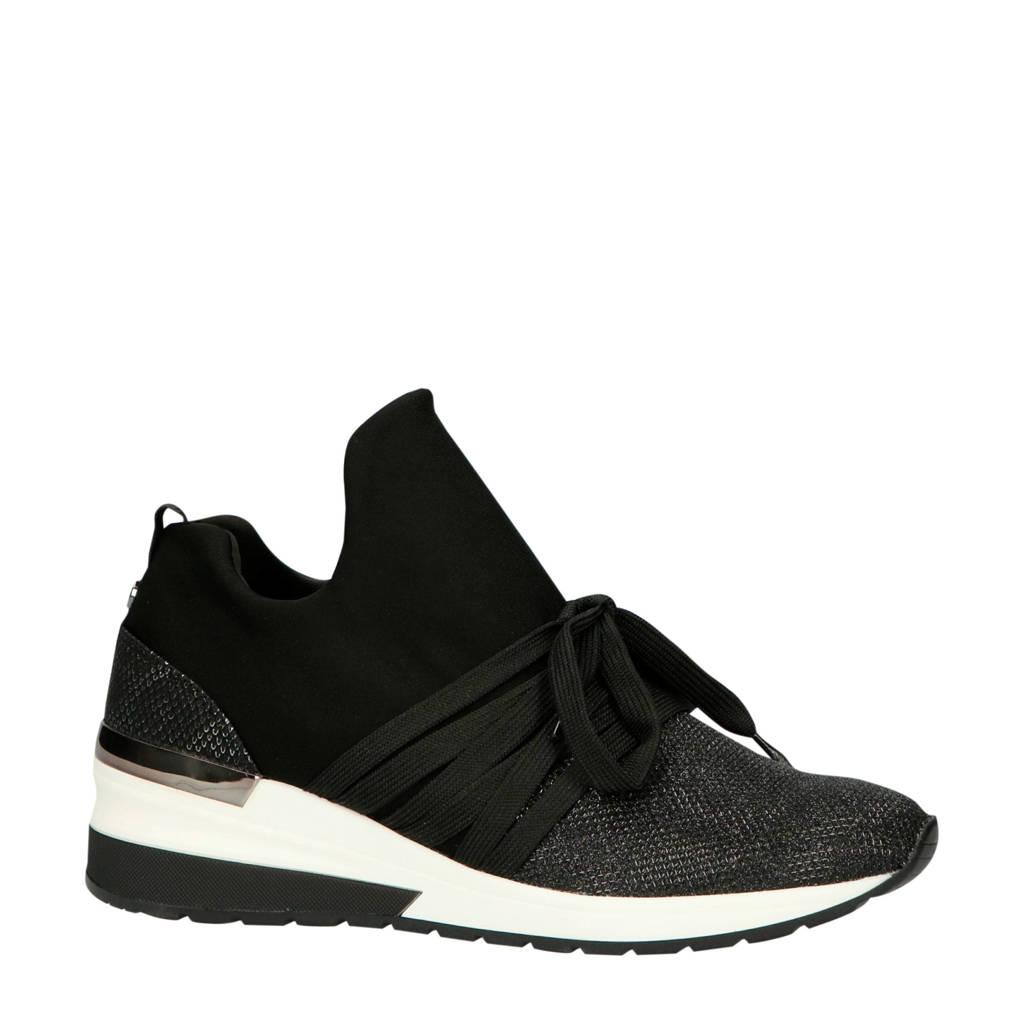 La Strada 1901188  sneakers zwart, Zwart