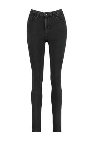 skinny jeans washed black