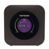 Netgear MR1100-100EUS mifi router, Zwart