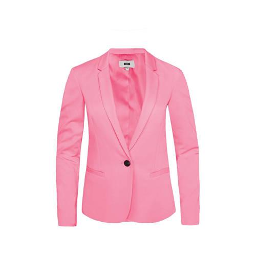 WE Fashion blazer roze