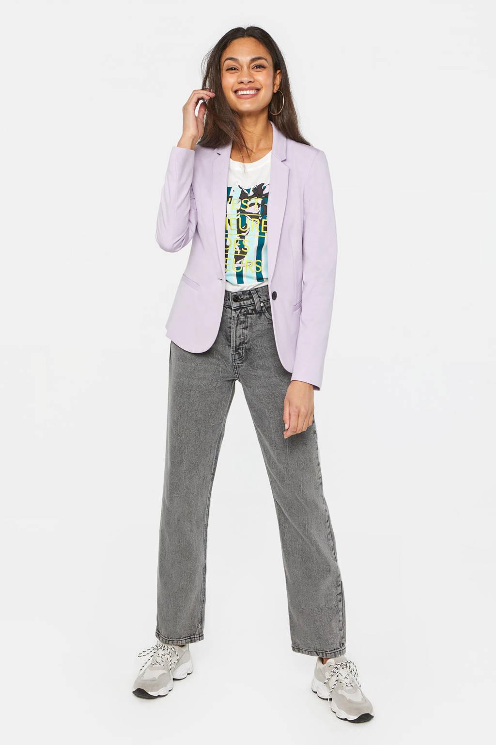 WE Fashion blazer blush purple, Blush Purple