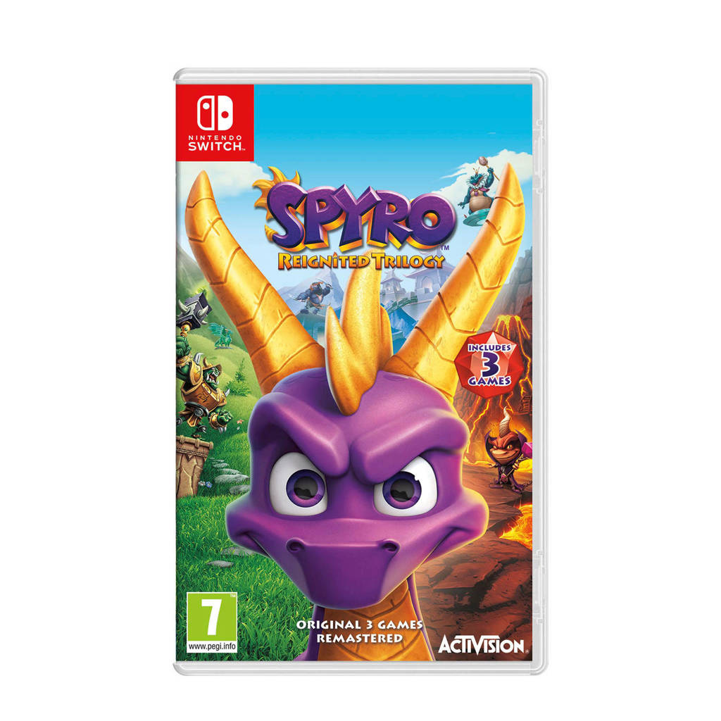 Spyro – Trilogy reignited (Nintendo Switch), -