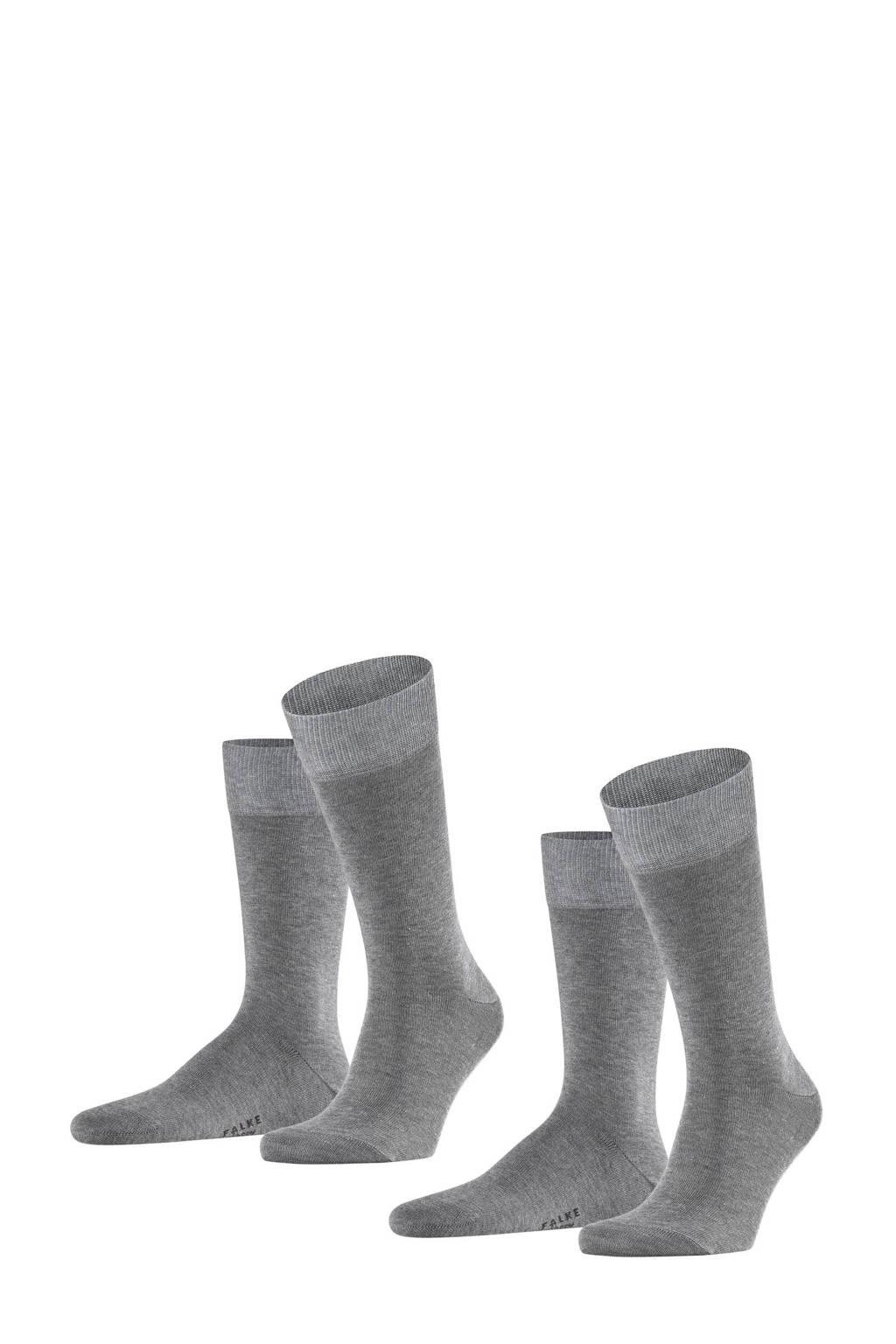 FALKE sokken grijs, Grijs