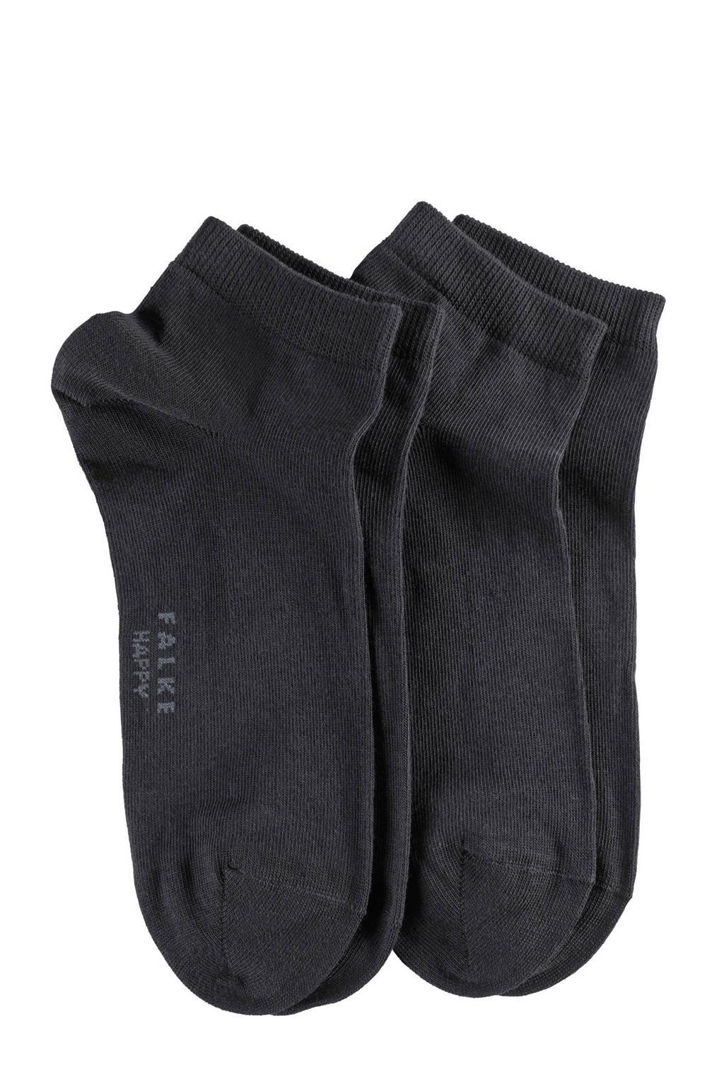 FALKE Happy sokken (2 paar) marine, Marine