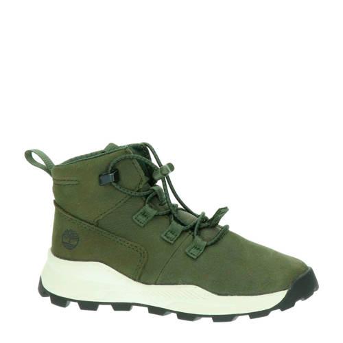 Timberland Brooklyn Chukka nubuck sneakers kaki