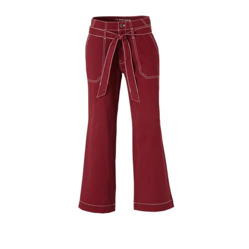 C&A Yessica high waist culotte donkerrood