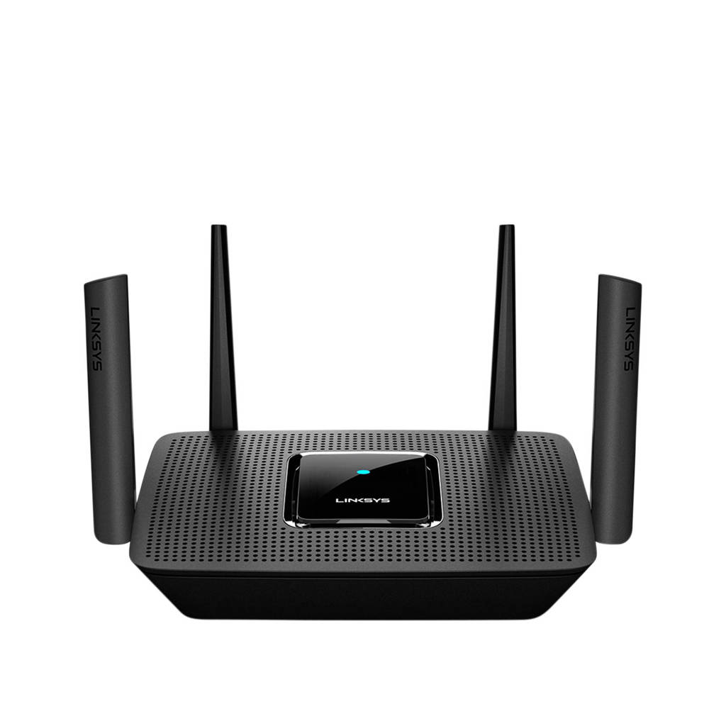 Linksys MR8300 router, Zwart