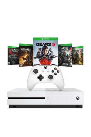 Xbox One S 1TB console + Gears 5 bundel
