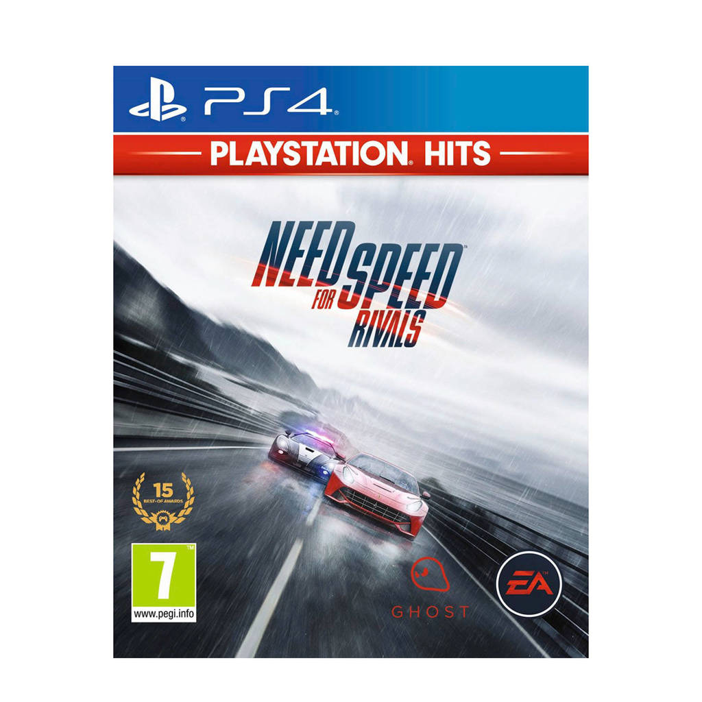 Need for speed - Rivals (PlayStation 4)
