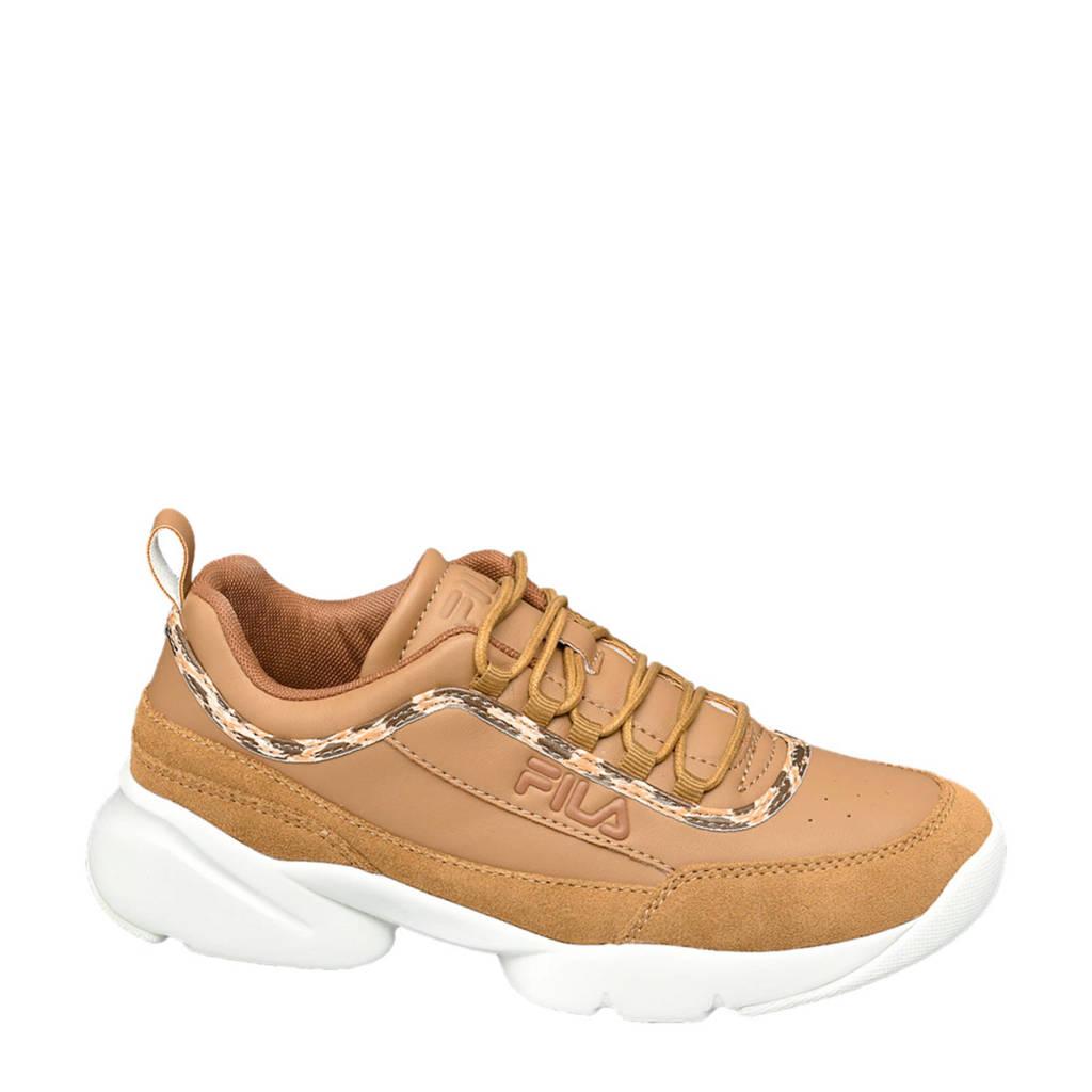 Fila   chunky sneakers lichtbruin, Lichtbruin