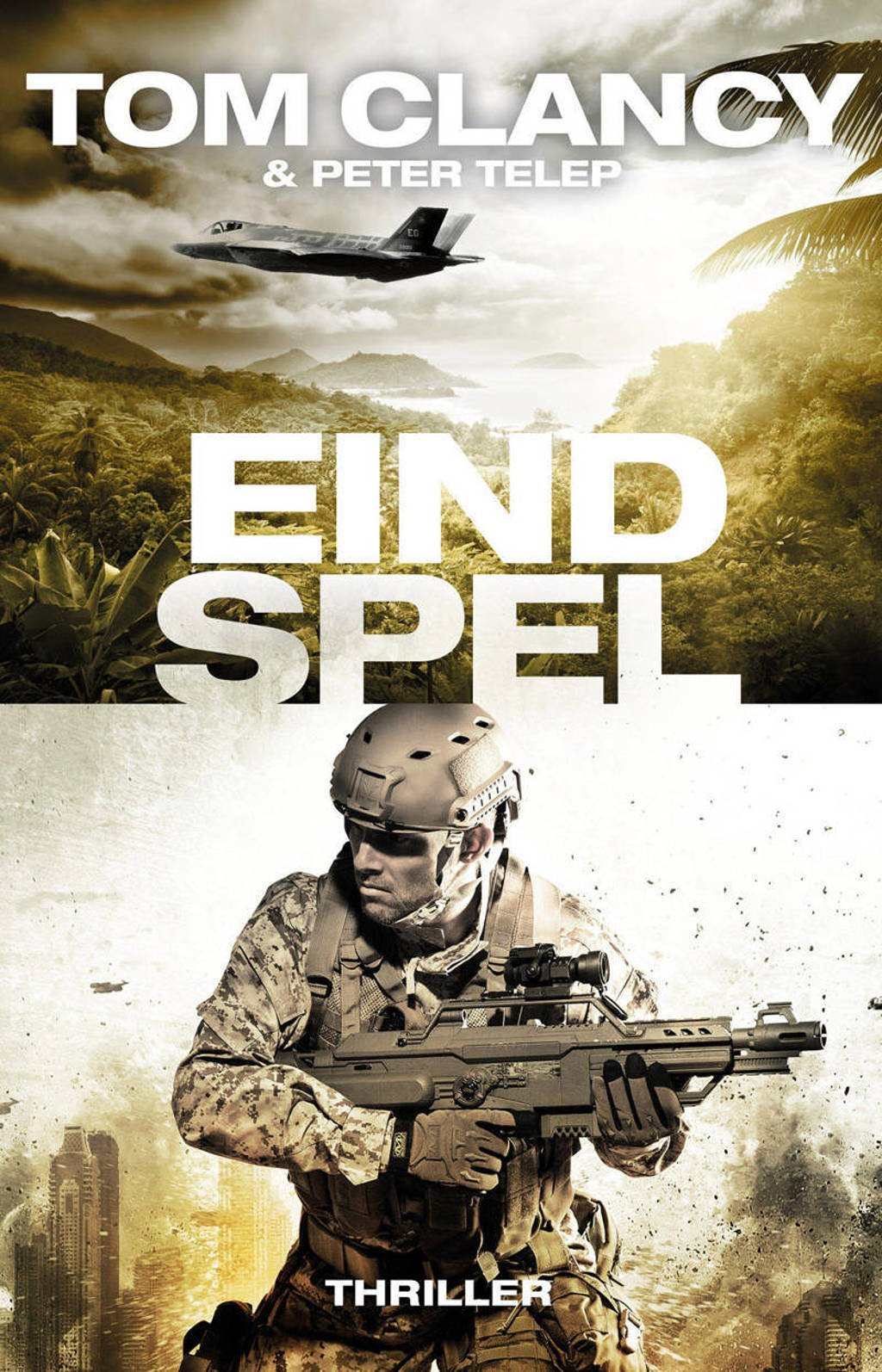 Eindspel - Tom Clancy en Peter Telep