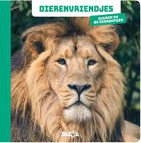 Dierenvriendjes: Dieren in de dierentuin
