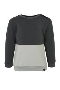 Babystyling sweater grijs, Grijs
