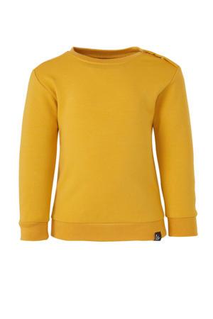sweater okergeel