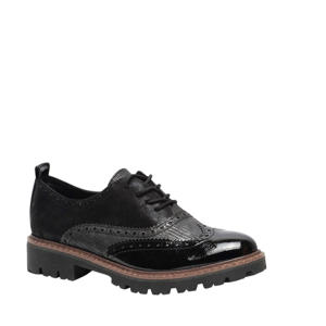 veterschoenen zwart/grijs