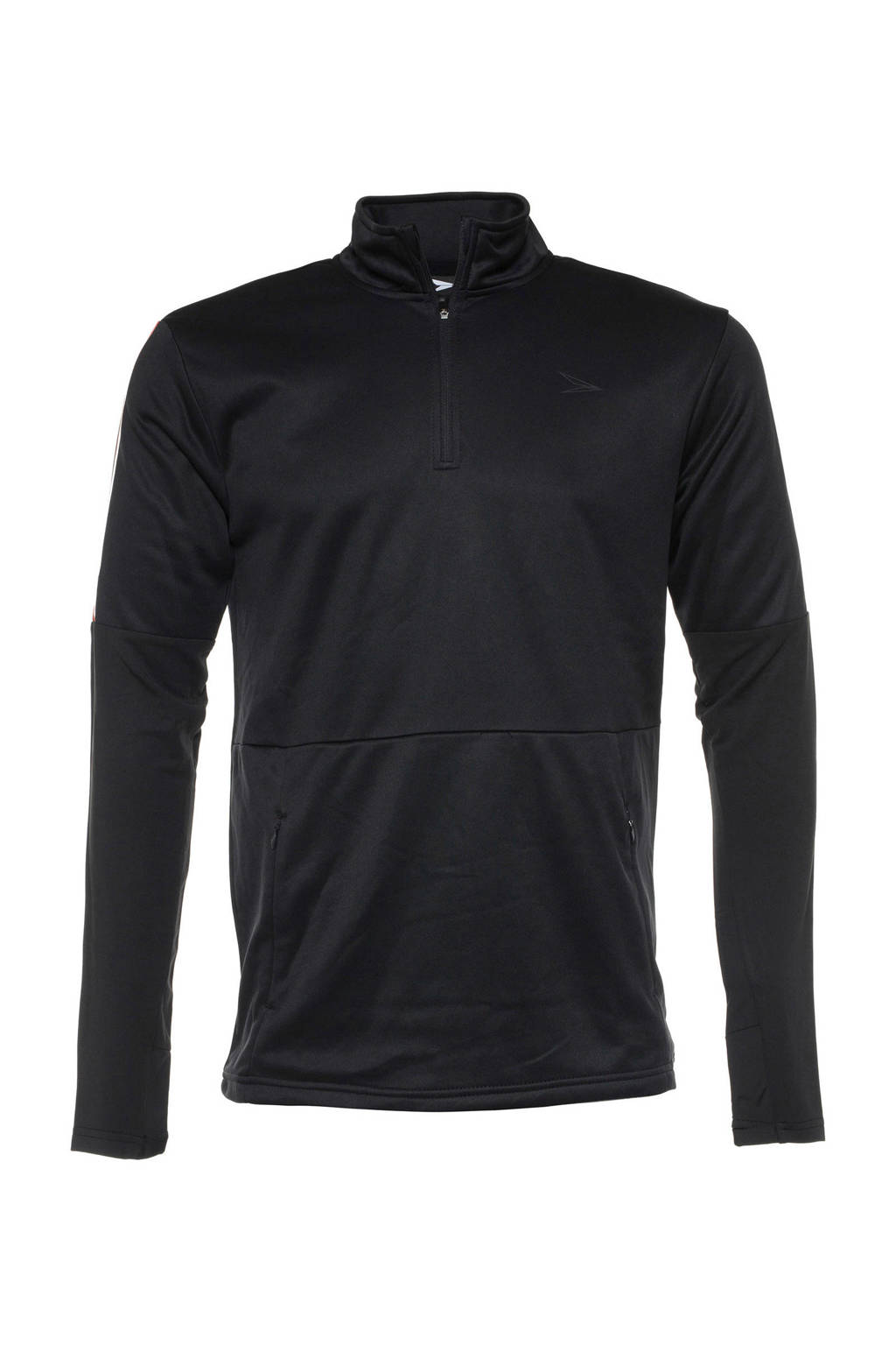 Scapino Dutchy   sport T-shirt zwart, Zwart