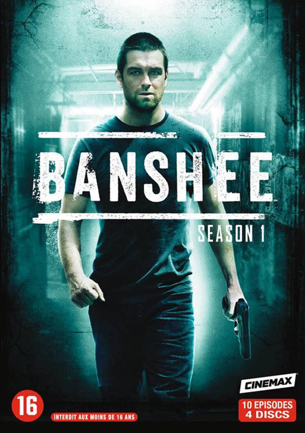 Banshee - Seizoen 1 (DVD)