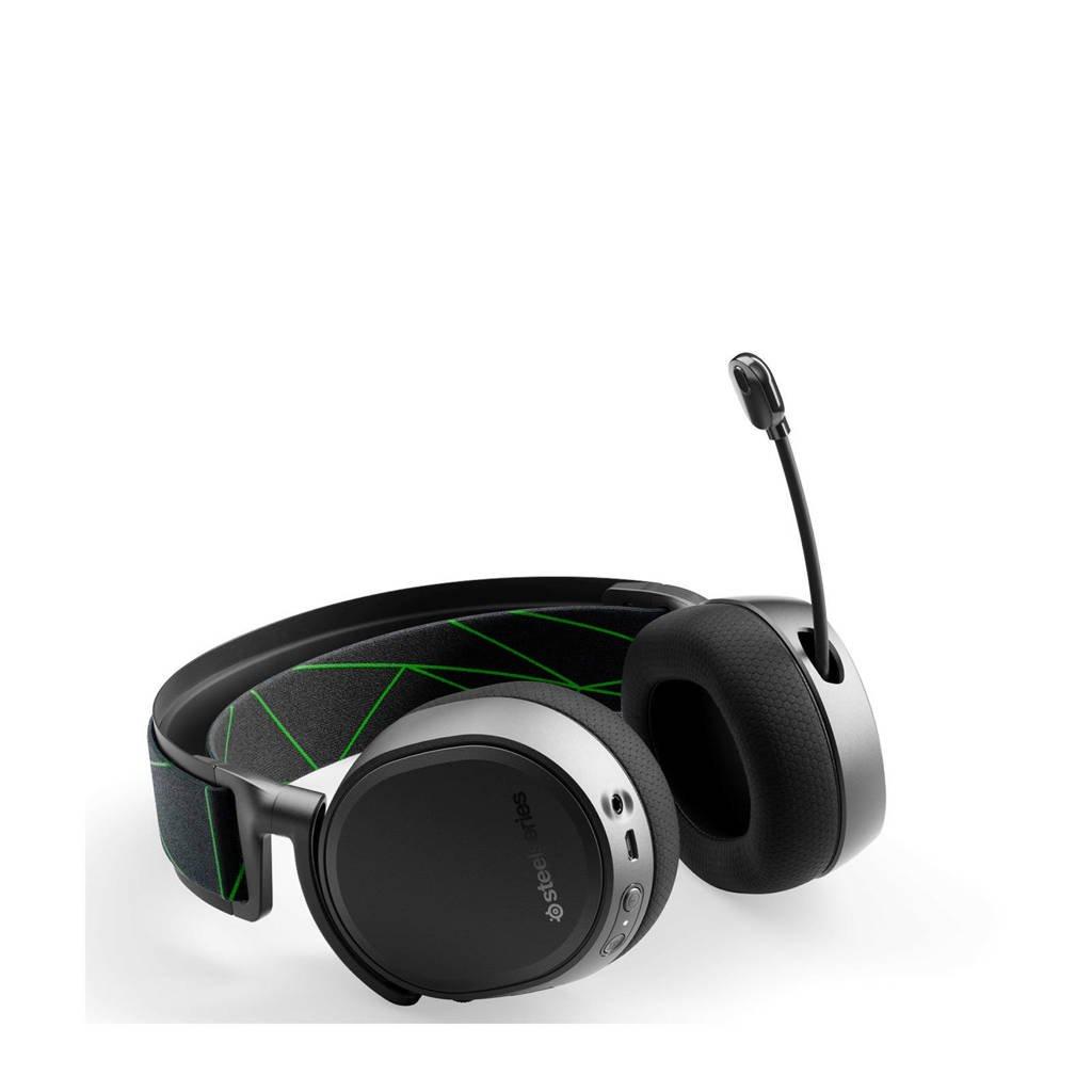Steelseries  Arctis 9X Draadloze gaming headset, Zwart