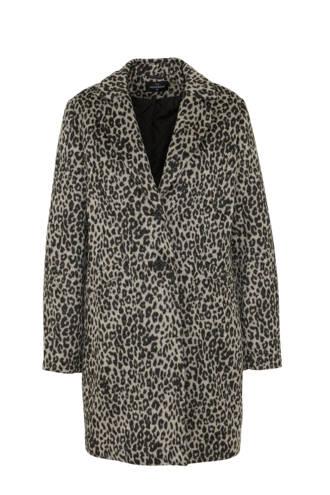 Yessica coat grijs