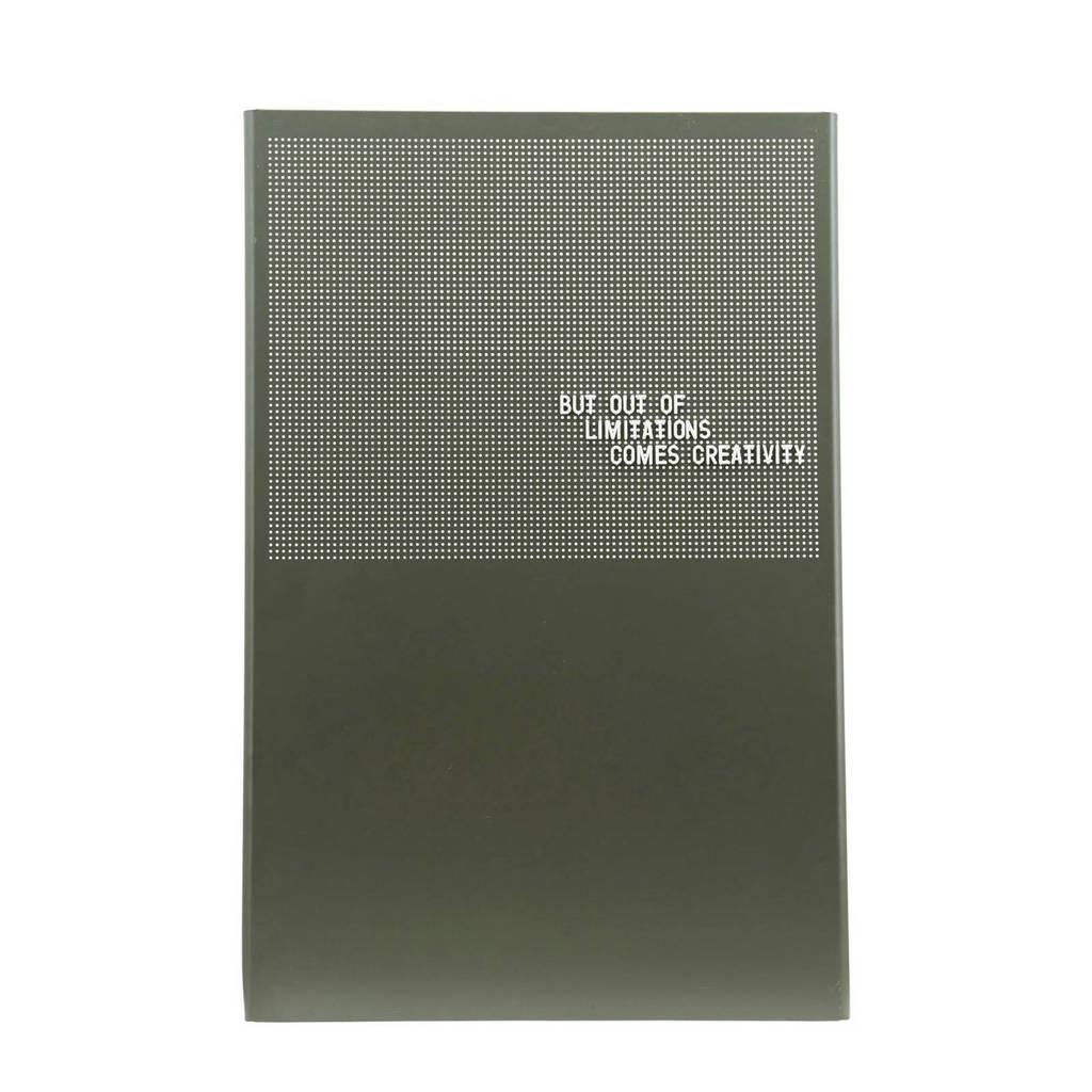 Monograph wanddecoratie  ( cm), Groen