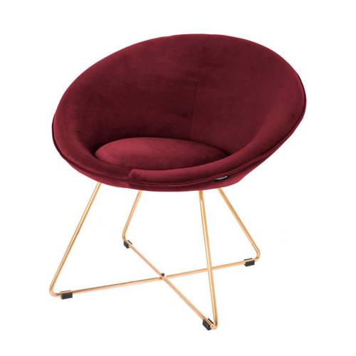 Riverdale fauteuil Luca fluweel