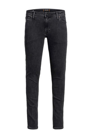 JEANS INTELLIGENCE slim fit jeans zwart