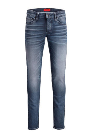 JEANS INTELLIGENCE slim fit jeans blue denim