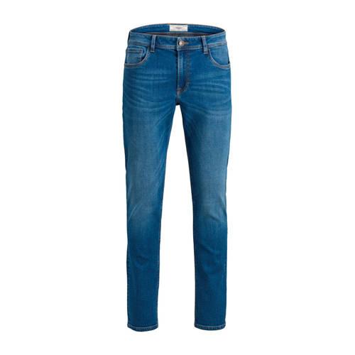 PRODUKT slim fit jeans blauw