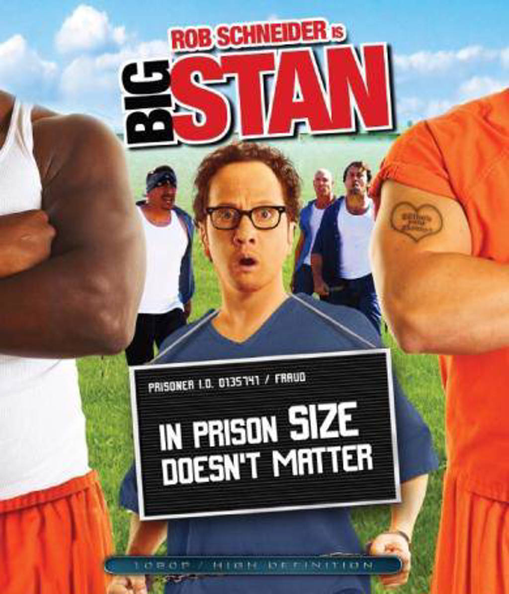 Big Stan (Blu-ray)
