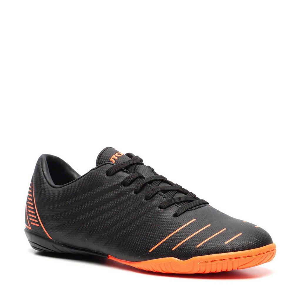 Scapino Dutchy   sportschoenen zwart/oranje jongens, Zwart/oranje