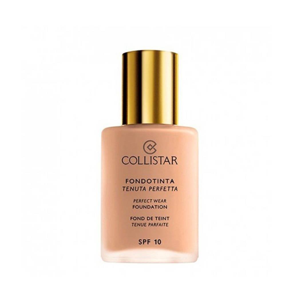 Collistar Perfect Wear foundation - 3.1 Sand
