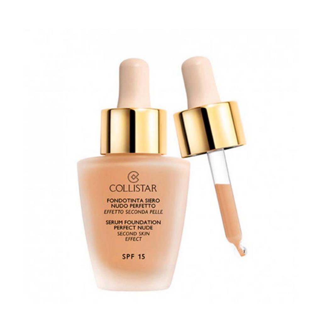 Collistar Serum Foundation Perfect Nude SPF15 foundation - 03 Nude