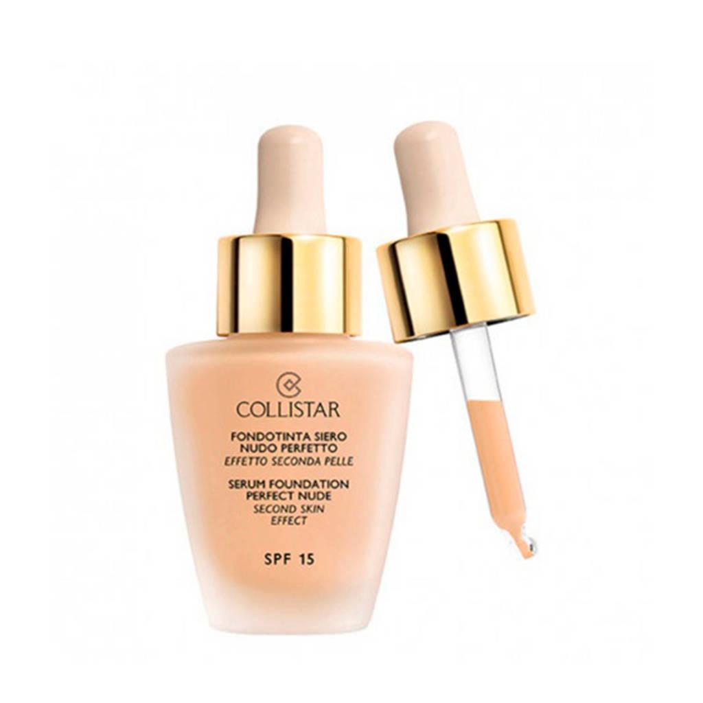 Collistar Serum Foundation Perfect Nude SPF15 foundation - 02 Nude Beige