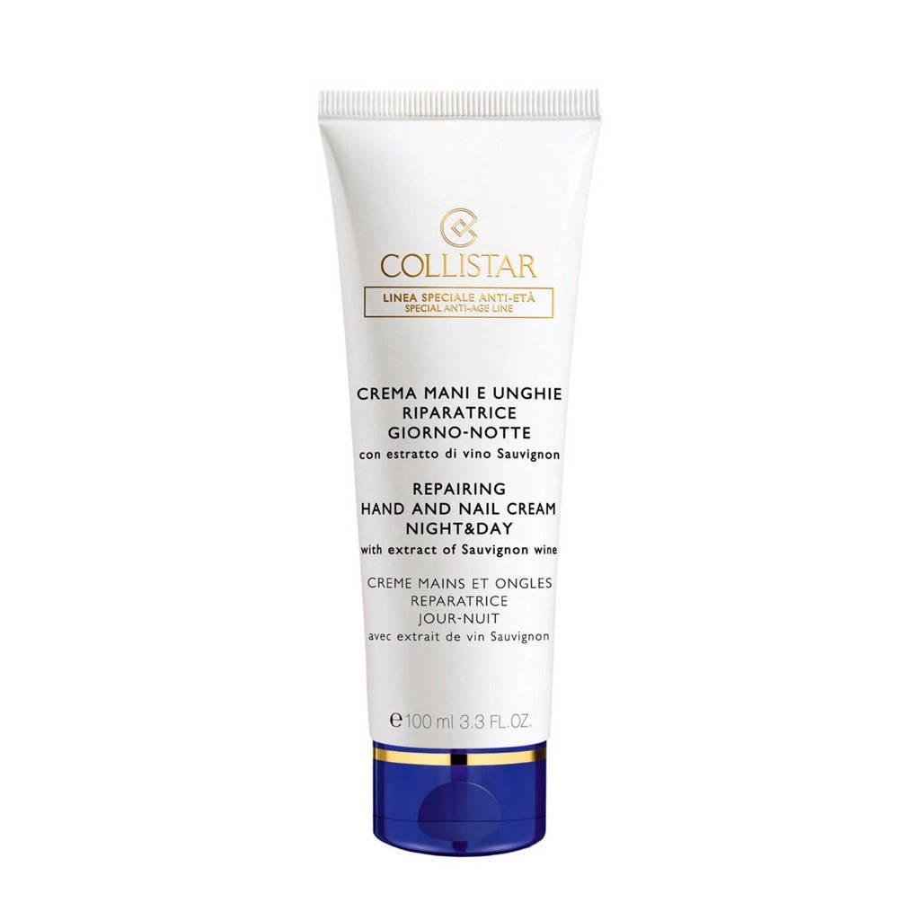 Collistar Repairing Hand And Nail Cream Night & Day handcrème - 100 ml