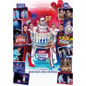 Toppers - Toppers In Concert 2019 - Happy birthday party (Blu-ray)