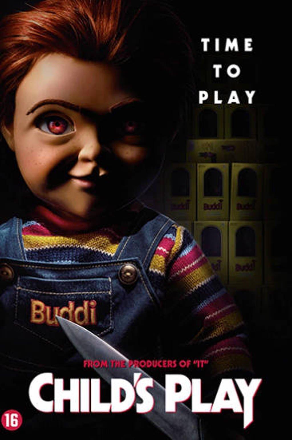 Child's play (2019) (DVD)
