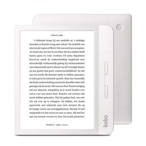 Libra H2O e-reader Wit