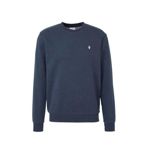 Knowledge Cotton Apparel gem????leerde sweater bla