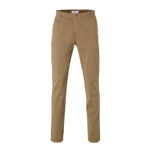 Knowledge Cotton Apparel regular fit chino Chuck b