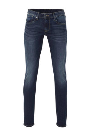 slim fit jeans Hatch blauw