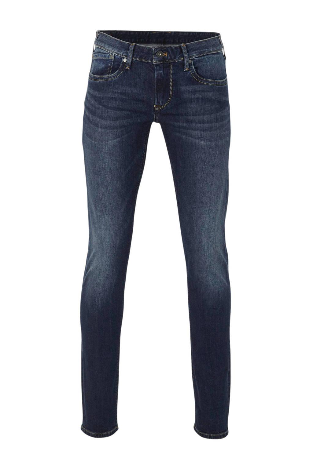 Pepe Jeans slim fit jeans Hatch denim, Blauw