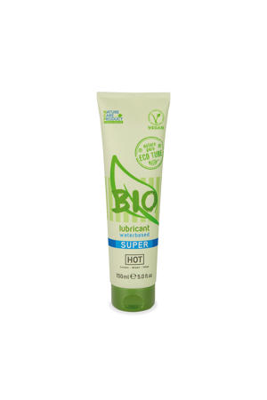 HOT BIO Glijmiddel op Waterbasis - superglide - 150 ml