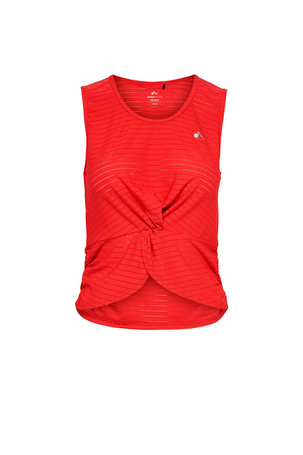 ONLY PLAY sporttop rood, Rood