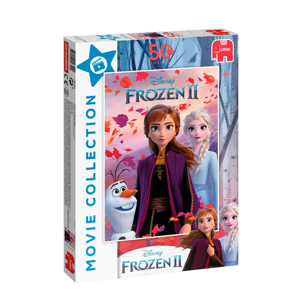 Disney Frozen 2 Cinema Collection  legpuzzel 50 stukjes
