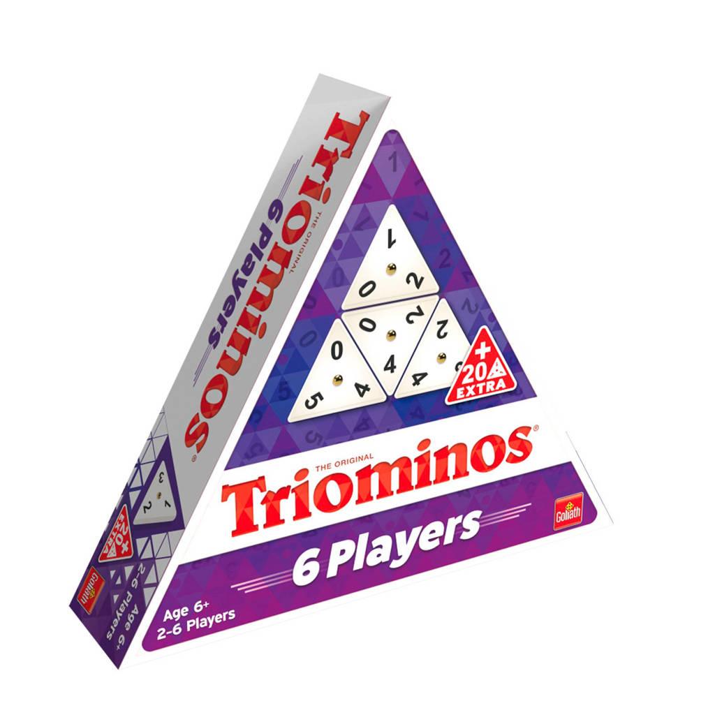 Goliath Triominos 6 player bordspel