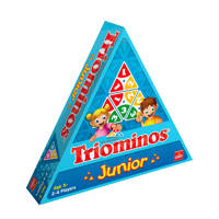 Goliath Triominos Junior kinderspel denkspel