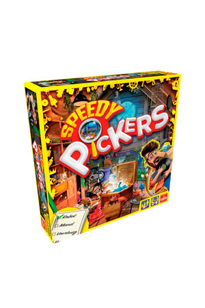 Speedy Pickers bordspel